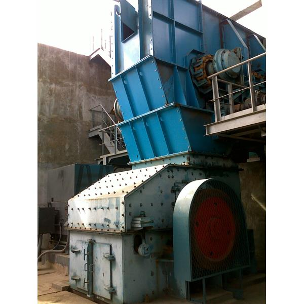 Irreversible Hammer Crusher