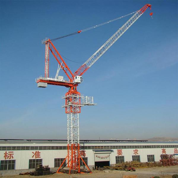 Luffing Tower Crane 50M 3.0-10T