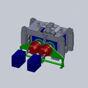 Durable Roller Mill Machinec