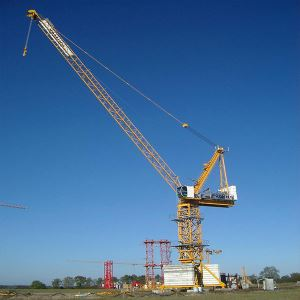 Luffing Tower Crane 40M 1.5-6T