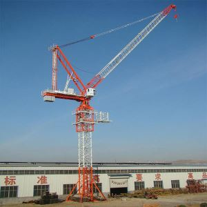 Luffing Tower Crane 40M 2-2.9T