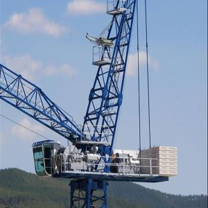 Luffing Tower Crane 60M 2.2-18T