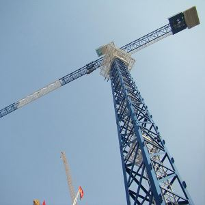 Topless Tower Crane 60M 1.3-8T