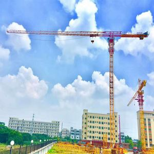 Topless Tower Crane 60M 1.6-10T