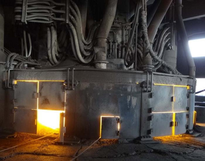 Ferrochrome Furnace